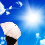 日傘の完全遮光・一級遮光の違いと100%カットの人気折りたたみ傘