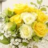 父の日に贈る花が黄色いバラの由来と花言葉の意味!ギフトは何する?