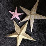 七夕飾りの折り紙で簡単に作れる笹の葉や星やくす玉の折り方とは