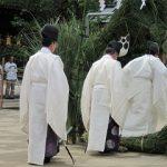 夏越の祓の水無月・芽の輪くぐり・人型にはどんな意味がある?