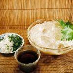 七夕にそうめんを食べる意味や由来と七夕の献立にあう簡単レシピ