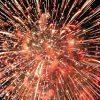 天神祭奉納花火2017日程と特別観覧席や花火が見える穴場スポットは