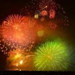 熊野大花火大会2017日程やチケットと花火を見る穴場スポットは?