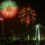 東京湾大華火祭2016日程と花火の見える穴場スポット【中止】