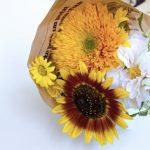 向日葵の花言葉と花束の意味とは?英語や韓国語でいうと