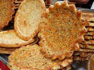 ひまわりの種のパン