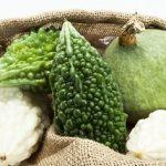 ゴーヤの栄養とその効能は?わた・種にダイエットや肌に良い成分あり