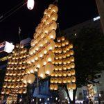 秋田竿燈まつり2018日程や観覧席とおすすめ宿泊ホテルは?
