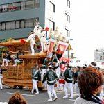 岸和田だんじり祭2017日程や試験曳き・パレードは?交通規制情報も