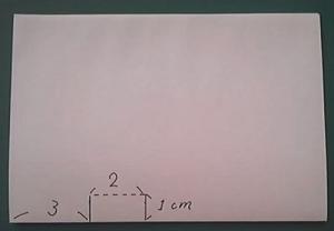 ポップアップカード作り方②