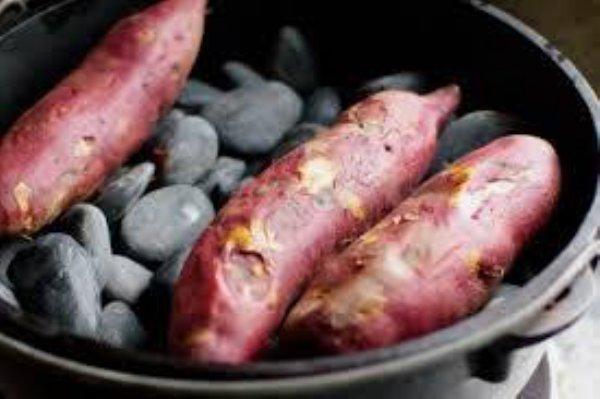 焼き芋の作り方で炊飯器・鍋・フライパン美味しいのは?