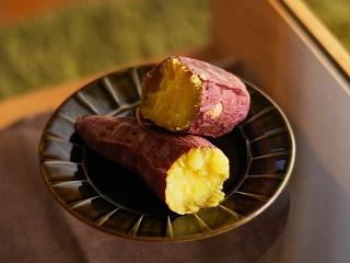 焼き芋の作り方でオーブントースター・レンジ・グリル美味しいのは?