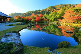 tenryuji-autumn-leaves